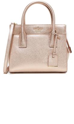 Kate Spade New York Mini Candace Cross Body Bag $298 thestylecure.com