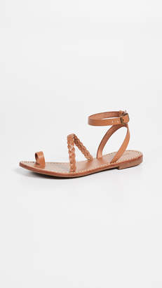 Soludos Madrid Strappy Braided Sandals