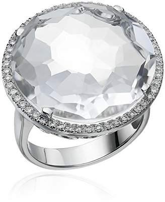 """Suzanne Kalan Antique"""" White Topaz Ring"""