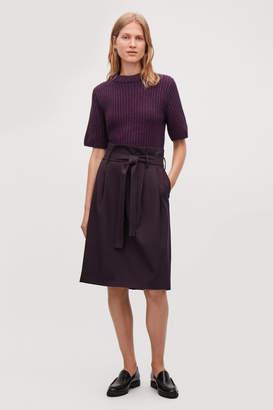 c718adc7e6c4 Chunky Short Sleeve Sweater - ShopStyle