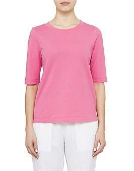 David Jones Half Sleeve Cotton Top
