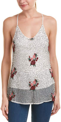 Romeo & Juliet Couture Beaded Top