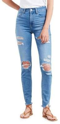 Levi's 721 High-Rise Take Me Out Skinny Jeans