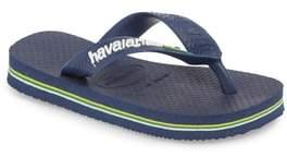 Havaianas (ハワイアナス) - Havaianas 'Brazil Logo' Flip Flop