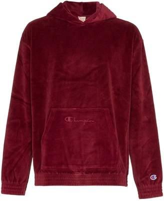 Champion reverse weave hooded jumper