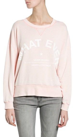 MANGO Outlet Whatever Lightweight Sweatshirt