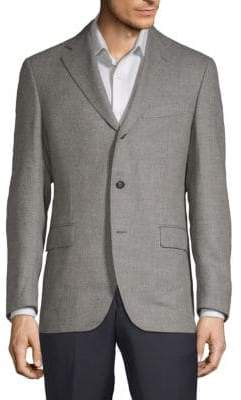 Caruso Notch Lapel Jacket