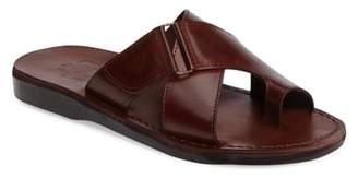 Jerusalem Sandals Asher Slide Sandal