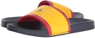 Polo Ralph Lauren Quilton Slide II (Little Kid/Big Kid)