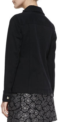 Marc by Marc Jacobs Zeta Casual Twill Jacket