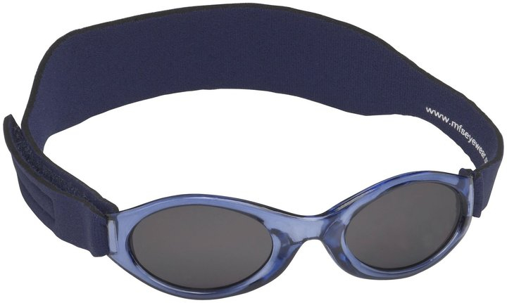 Real Kids Shades My First Shades Sunglasses (Baby)-Blue/Pink - 0-24 months
