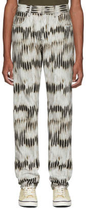 Isabel Marant Off-White Jack Jeans