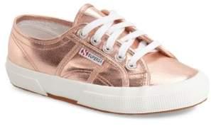 Superga 'Cotmetu' Metallic Sneaker