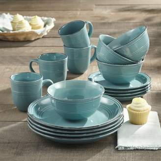 Andover Mills Annabelle 16 Piece Dinnerware Set, Service for 4
