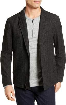 Robert Barakett Calabria Herringbone Jacket