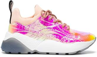 Stella McCartney Holographic Eclypse 50 Sneakers