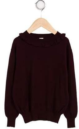 Tia Cibani Girls' Wool Sweater w/ Tags