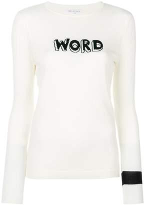 Bella Freud Word jumper