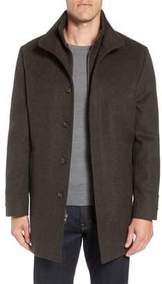 John W. Nordstrom R) Hudson Wool Car Coat