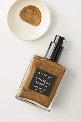 French Girl Organics Lumiere Bronze Body Oil