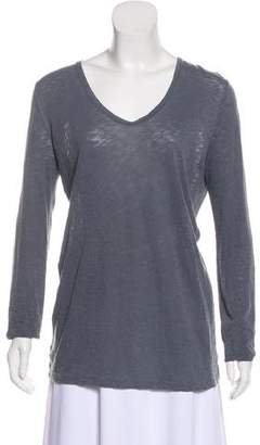 Stateside Long Sleeve Knit Top