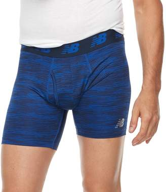 New Balance Men's 2-pack Performance Stretch Boxer Briefs