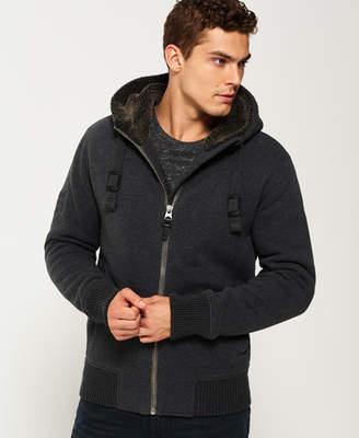 Superdry Hemmingway Fur Lined Zip Hoodie