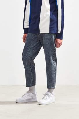 Dr. Denim Otis Blue Wash Cropped Jean