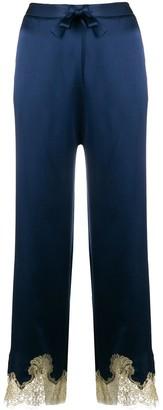 Gilda & Pearl Gina pyjama style trousers