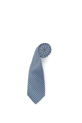Country Road Elephant Printed Tie