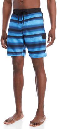 adidas Tech Stripe Swim Trunks