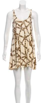 Mara Hoffman Sleeveless Printed Top