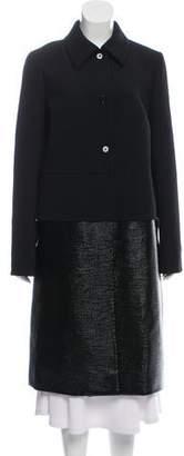 Michael Kors Wool Long Coat