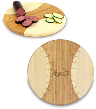 Picnic Time St. Louis Cardinals Engraved Cutting Board