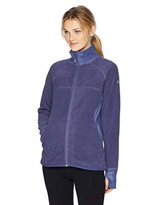 Roxy Snow Junior's Harmony Zip-up Fleece Jacket
