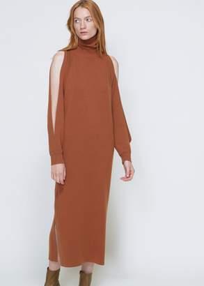 Nehera Krupina Cashmere Turtleneck Dress