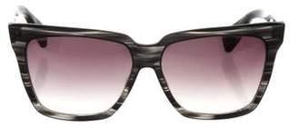 Dita Taxon Square Sunglasses