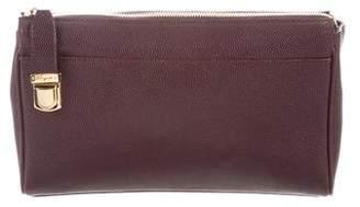 Salvatore Ferragamo Ten Forty One Leather Bag