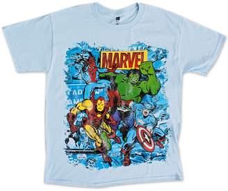 Marvel Team Youth Boys 8-20 T Shirt Large (14/16)