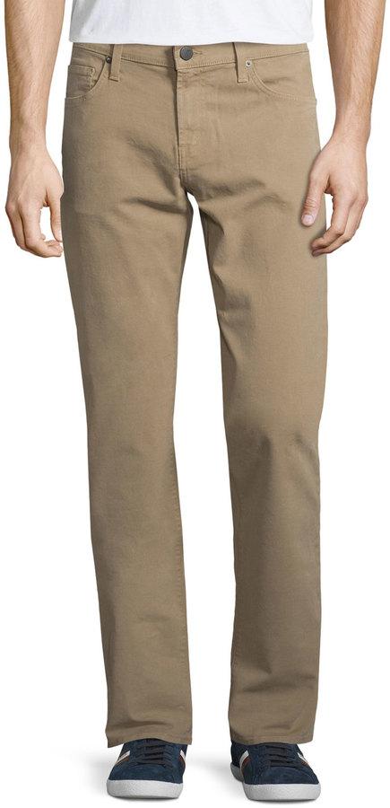 J BrandJ Brand Kane Slim Straight-Leg Pants, Dusk