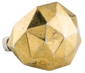 Elizabeth and James Geodesic Large Dome Ring