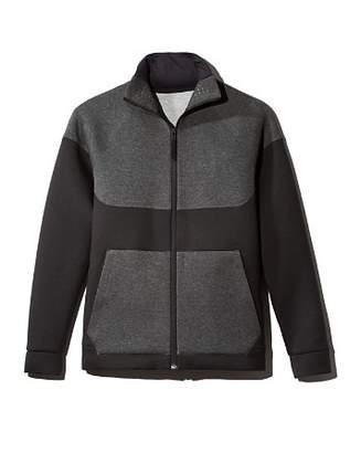Isaora Paneled Neoprene Jacket