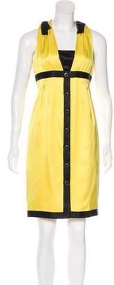 Chanel Silk Knee-Length Dress