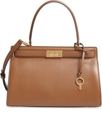 Tory Burch Small Lee Radziwill Leather Bag
