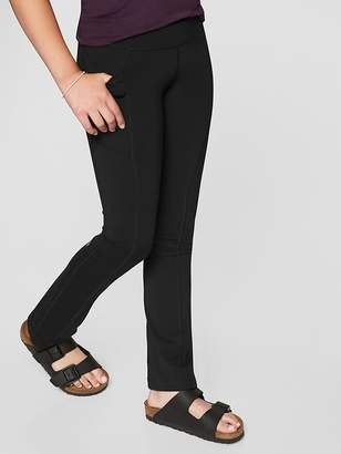 Athleta Girl Chit Chat Pocket Straight Leg