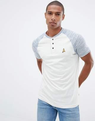 Brave Soul Raglan T-Shirt