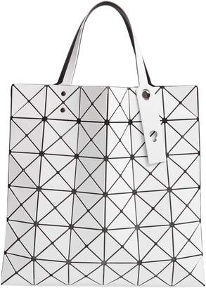 Bao Bao Issey Miyake White Tote Bags - ShopStyle ea93011fdcfbc