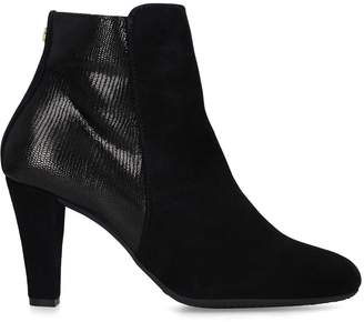 Carvela Suede Rosie Ankle Boots 85
