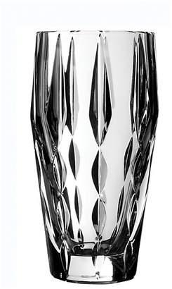 """Vera Wang Vera Peplum Vase, 9"""""""