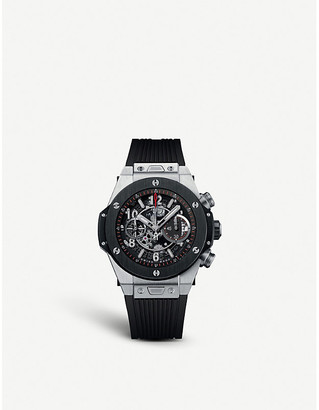Hublot 411.nm.1170.rx big bang titanium watch